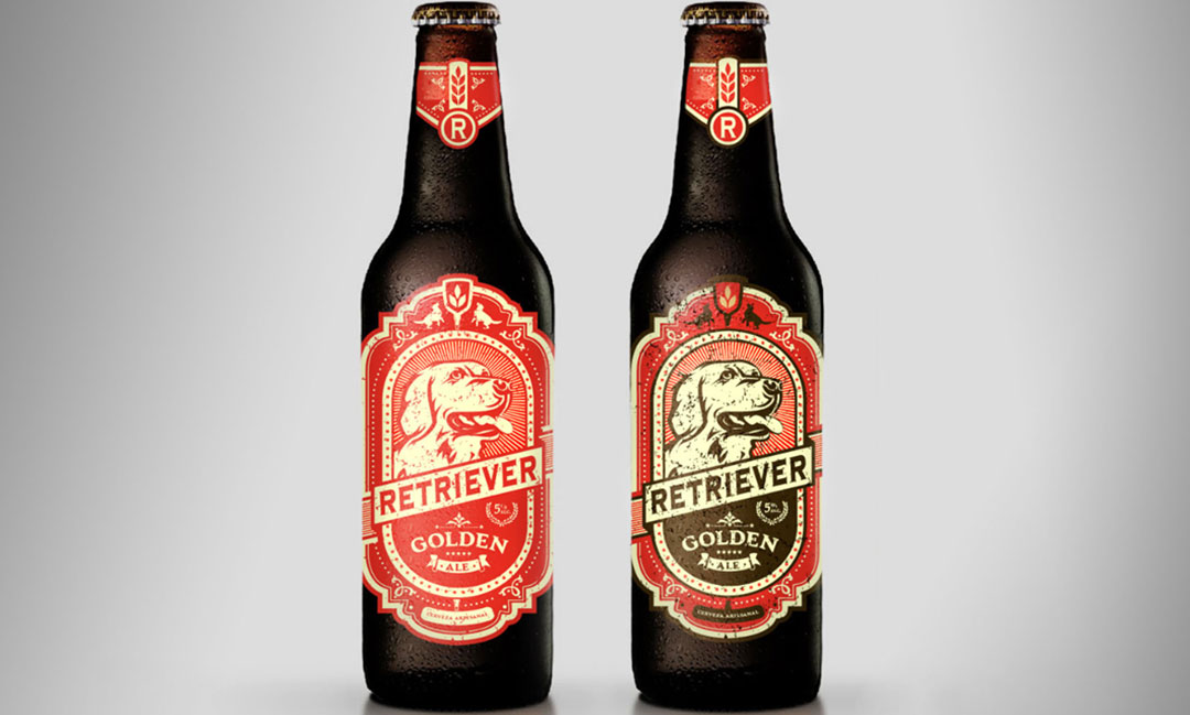 Cerveza Retriever Golden Ale